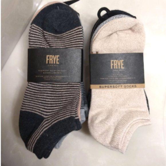 Frye Sock Bundle- 10 Pairs